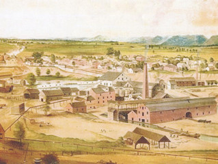 Waverly in 1859 — The James Emmitt empire