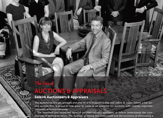 The Face of Auctions & Appraisals:  Selkirk Auctioneers & Appraisers