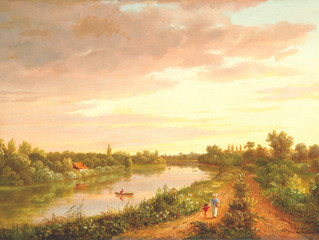 Ver Bryck Landscape Top Lot at Garth's May Auction