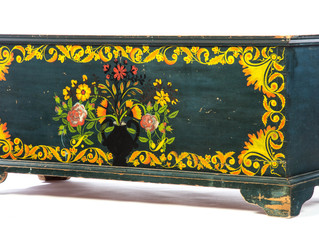 Americana, Folk Art & Textiles Auction