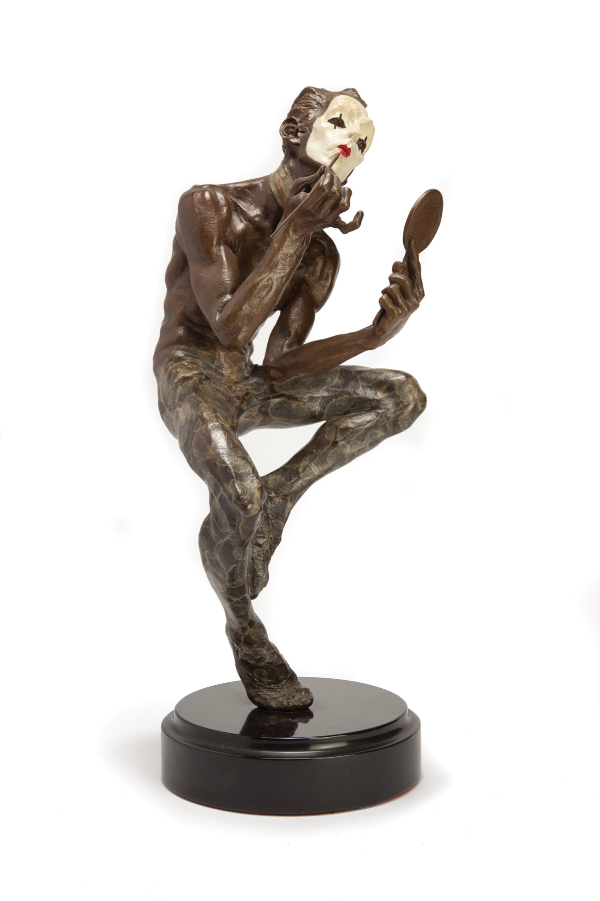 Richard MacDonald bronze