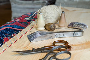 Hand tools for preparing and restoring r