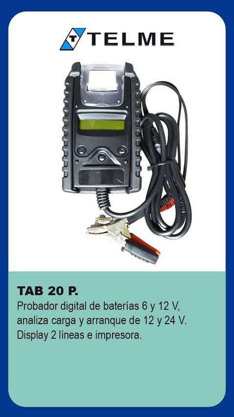 Medición de baterias