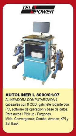 Alineadora