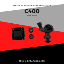Sensor de presión C400