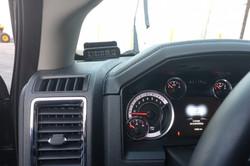 Monitor de control de presión de neumáticos
