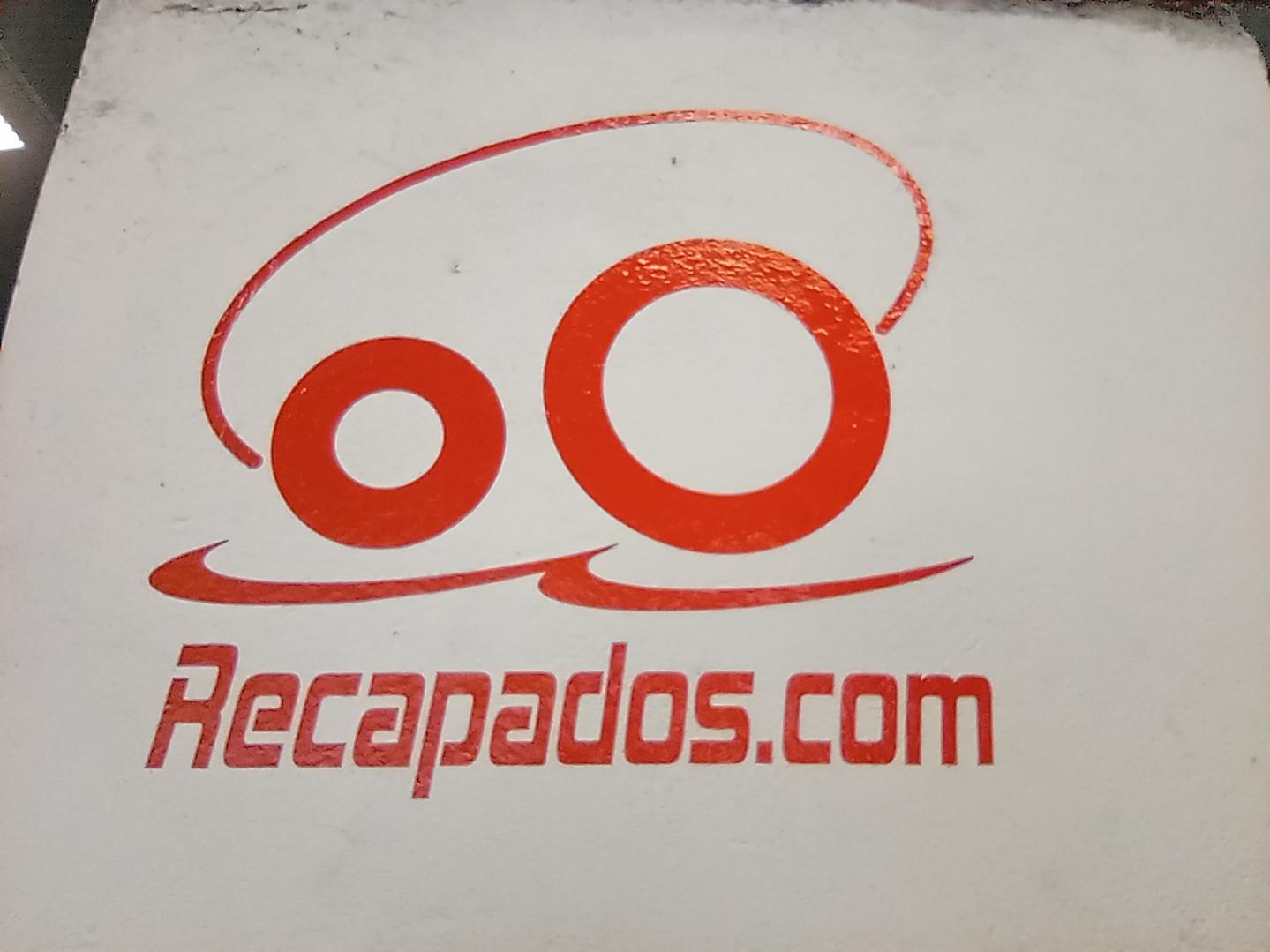 Logo recapados.com