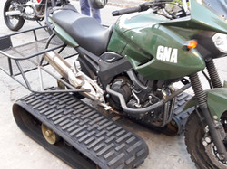 Yamaha 900 GNA