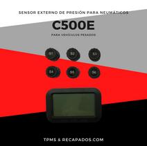 Sensor de presión C500E