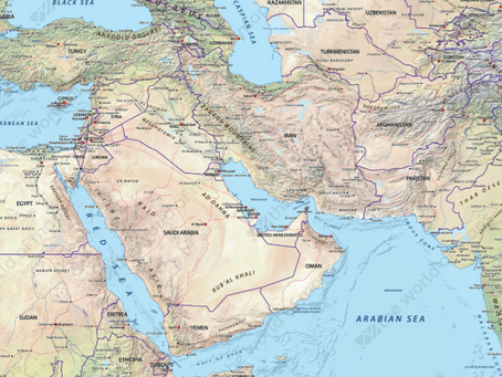 4. Geopolitics of the Middle East