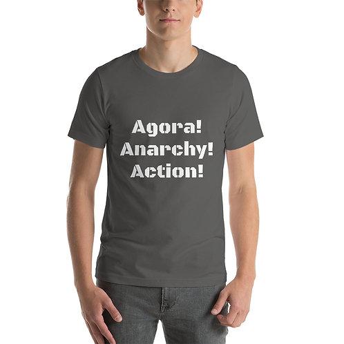 Agora! Anarchy! Action!