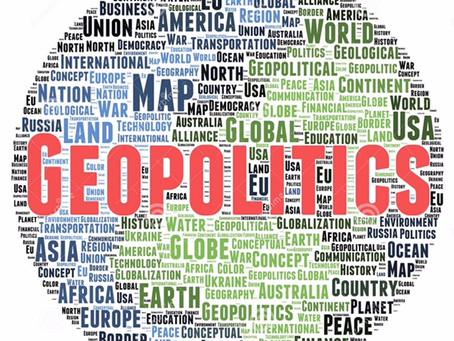 2. Intro to Geopolitics