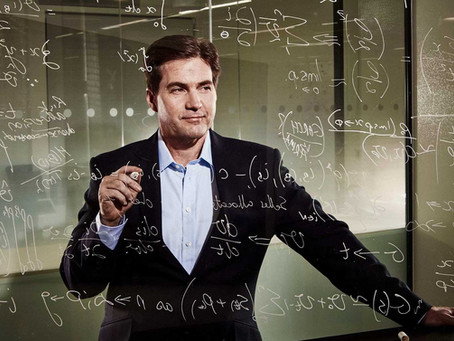 45. Dr. Craig Wright