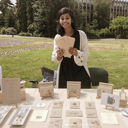Cheesin' at the UW Maker Fair