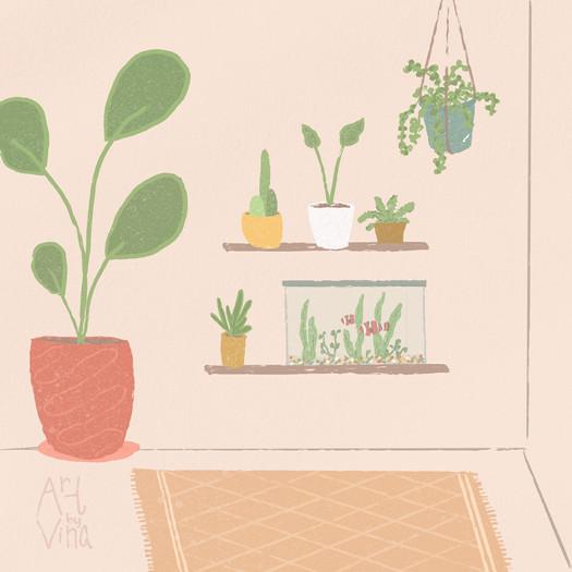 Plant Shop Daydreams