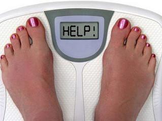 Help, ik slank niet af!