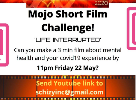 MOJO 2020 Short Film Challenge!