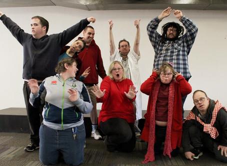 Inclusive Drama with Rebus @ The Hub