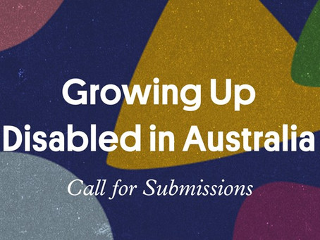 Black Inc. Books seeking submissions from Australian writers with a disability