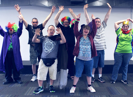 Inclusive Drama - Enrol for term 1 Now