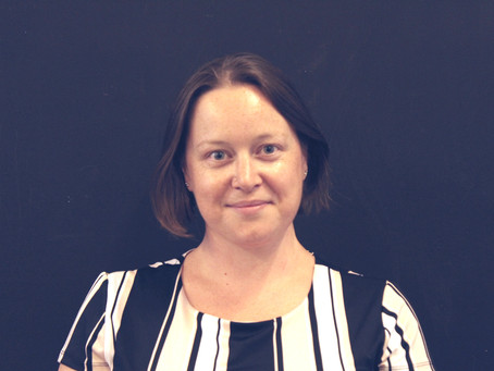Meet the Board: Thanks and farewell to our outgoing Secretary Emma Gibson