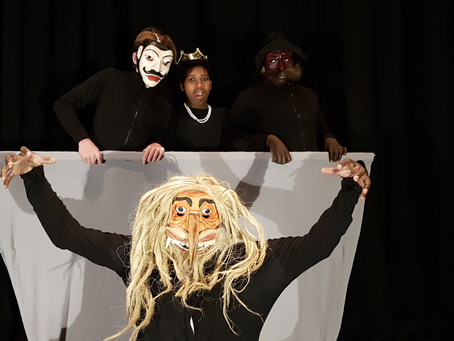 Earthlings Multicultural Youth Theatre