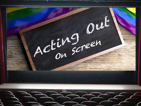 'Acting Out: On Screen' school holiday program