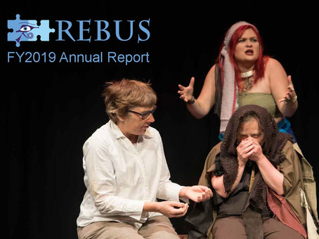 Our first ever Annual Report