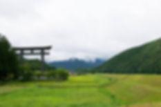 世界遺産熊野本宮大社