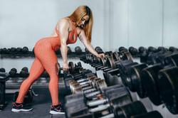 Aaliya Gym Shoot 01