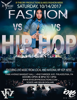 Hip Hop Fashion show