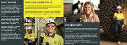 SOUTH32 Employment Brochure - Inside