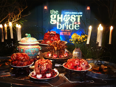 Netflix : The Ghost Bride Premiere  -  KL, Malaysia