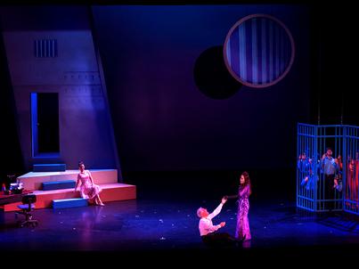 Die Fledermaus Operetta - NAFA Singapore