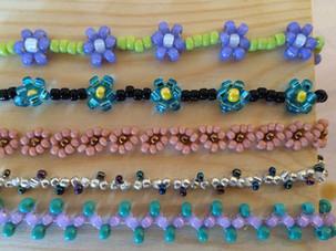 Bead Woven Bracelets