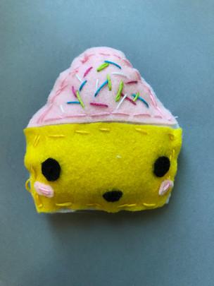 Stuffed Cupcake