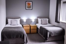 Rhayader bedroom