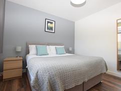 Elan Valley bedroom