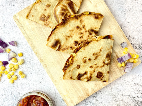 Make It Your Own Quesadillas (Kid-Friendly)