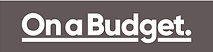 On a budget logo b&w.png