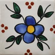 Blue Daisy Delft
