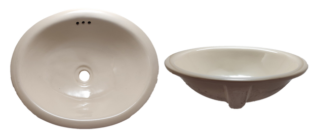 Lavabo Oval Chico / Small Oval Washbasin