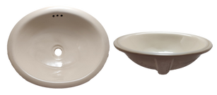 Lavabo Oval Chico / Small Oval Washbasin