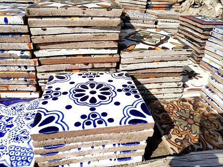 azulejo artesanal