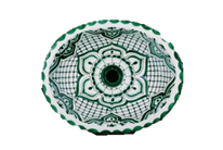 Flor Aguda Verde
