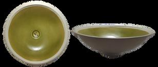 Lavabo Circular Platillo / Circular Saucer Washbasin