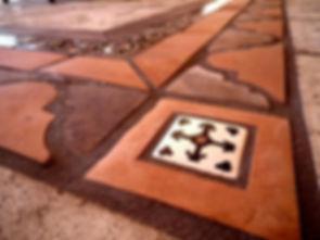 piso de barro