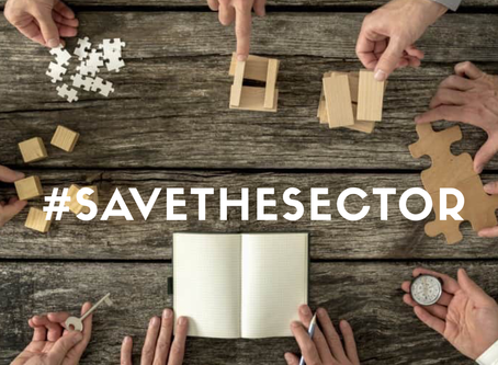 #savethesector