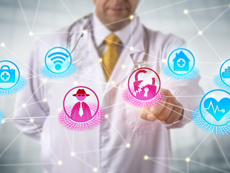 Healing patients and protecting data