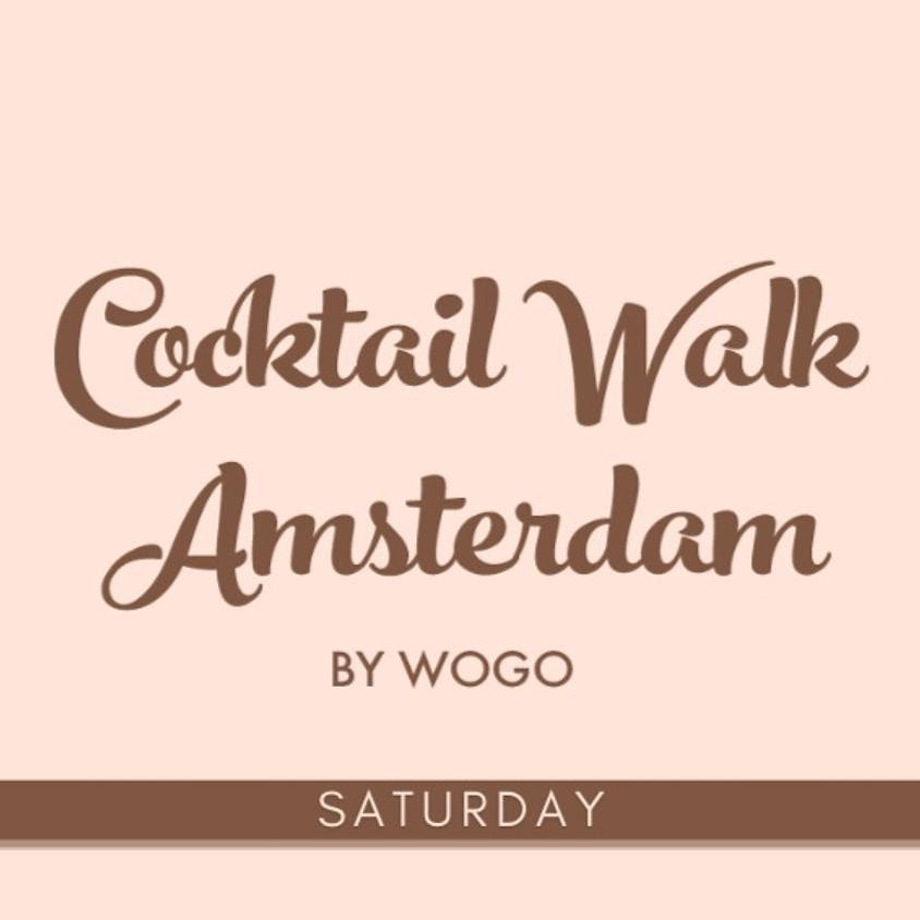Cocktail Walk Saturday
